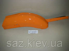 Панель передней части крыла Евро правая (пр-во КАМАЗ), 6520-8403014