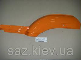 Панель передней части крыла Евро левая (пр-во КАМАЗ), 6520-8403015