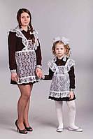 Школьное платье, 30-50 р-р, фото 1