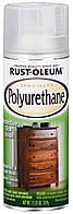Лак аэрозольный полиуретановый Rust-Oleum Polyurethane (США) 312gr