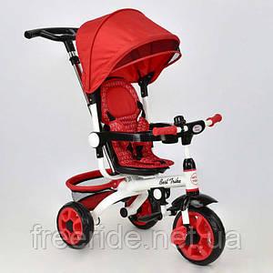Детский трехколесный Велосипед Best Trike DT 128 (красный)