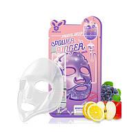 Тканевая маска для лица ELIZAVECCA в ассортименте, фото 1