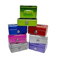 Металлическая коробка-кэшбокс TS 0038