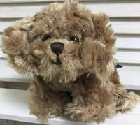 Мягкая детская игрушка Буковски собачка-девочка Baby Kharma, 15 см