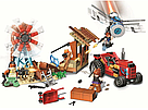 Конструктор Fortnite Битва на ферме, 413 деталей (аналог Лего), фото 2