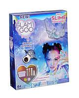 Набор для юного дизайнера слайм-аксессуаров - ГАЛАКТИЧЕСКИЙ БЛЕСК (слайм, блестки, красители,аксес.) 560111