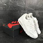 Чоловічі кросівки Nike Air Max (білі), фото 4
