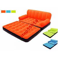 Надувной диван-кровать 5в1 Bestway 67356 с насосом