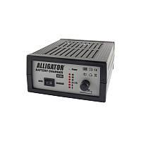Зарядное устройство Alligator AC805 18А 12V регулировка силы тока- корпус металл, фото 1