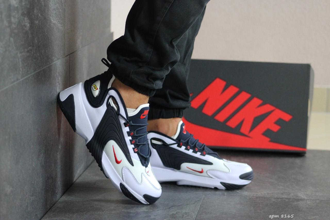 Чоловічі кросівки Nike Zoom 2K (біло-сині)