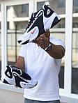 Чоловічі кросівки Nike Zoom 2K (біло-сині), фото 2