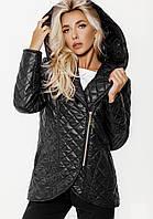 Стильная куртка с объемным капюшоном S M L, фото 1