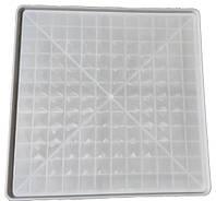 Поддон пластиковый. 68,5х68,5х2,2 Пластиковые поддоны для клеток.