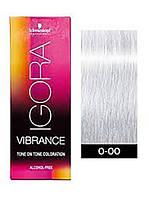 0-00 Краска для волос Schwarzkopf Professional Igora Vibrance Tone on Tone Coloration - Прозрачный 60 мл