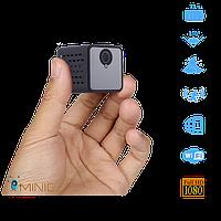 Wi-Fi мини камера HDQ21 с автономной работой до 12 часов, датчиком движения и ночной подсветкой