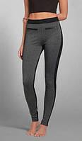 Леггинсы женские Herringbone leggings Abercrombie & Fitch