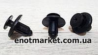 Крепление накладки бампера много моделей Infiniti. ОЕМ: 0155306941, 01553-06941