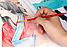 Набор акварельных красок Люкс 6 цветов, фото 5