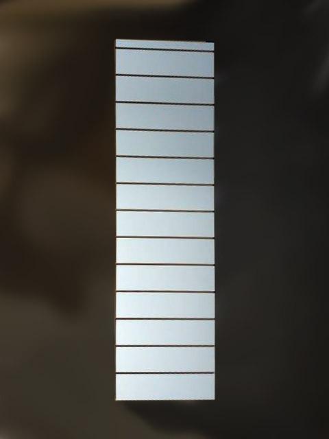 Экспопанель Белая, Выс.2000 х Шир.600мм