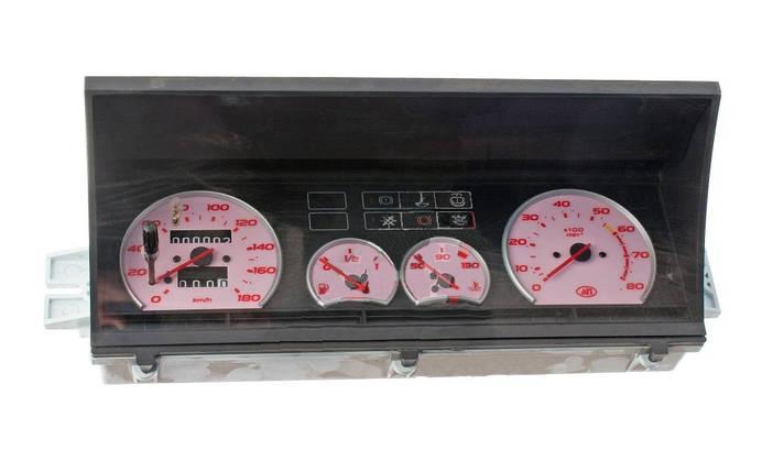 Комбинация приборов, розовая панель ВАЗ 2108, ВАЗ 2109, ВАЗ 21099, САМАРА, фото 2
