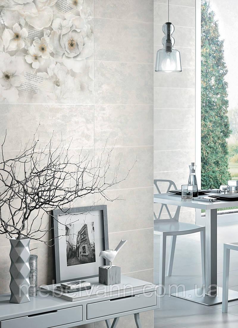 Плитка для стен коллекции Cementic InterCerama 23х60 см