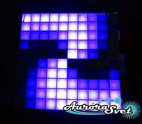 Светодиодная пиксельная панель напольная F-100-10*10-1