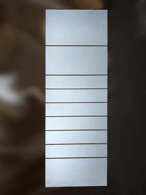 Экспопанель Белая, Выс.2440 х Шир.1000мм