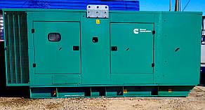 Оренда дизельного генератора SDMO GS-500K (364 кВт)