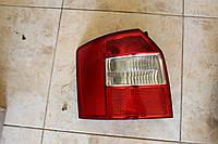 Фонарь задний левый для Audi A4 B6, 2000-04, универсал.