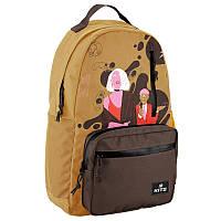 Рюкзак для города Kite City Время и Стекло 44.5x31x13 см 17 л (VIS19-949L-2)