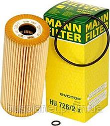 Масляный фильтр Volkswagen Crafter