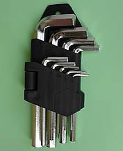 Набор 9 в 1 шестигранных ключей