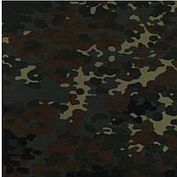 Трикотажная ткань байка х/б начёсная хлопковая набивная (двунитка)