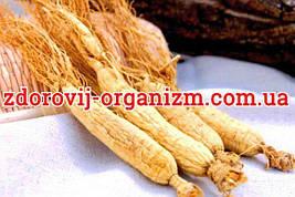 Сухой корень женьшеня настоящий Китай набор 55 грамм