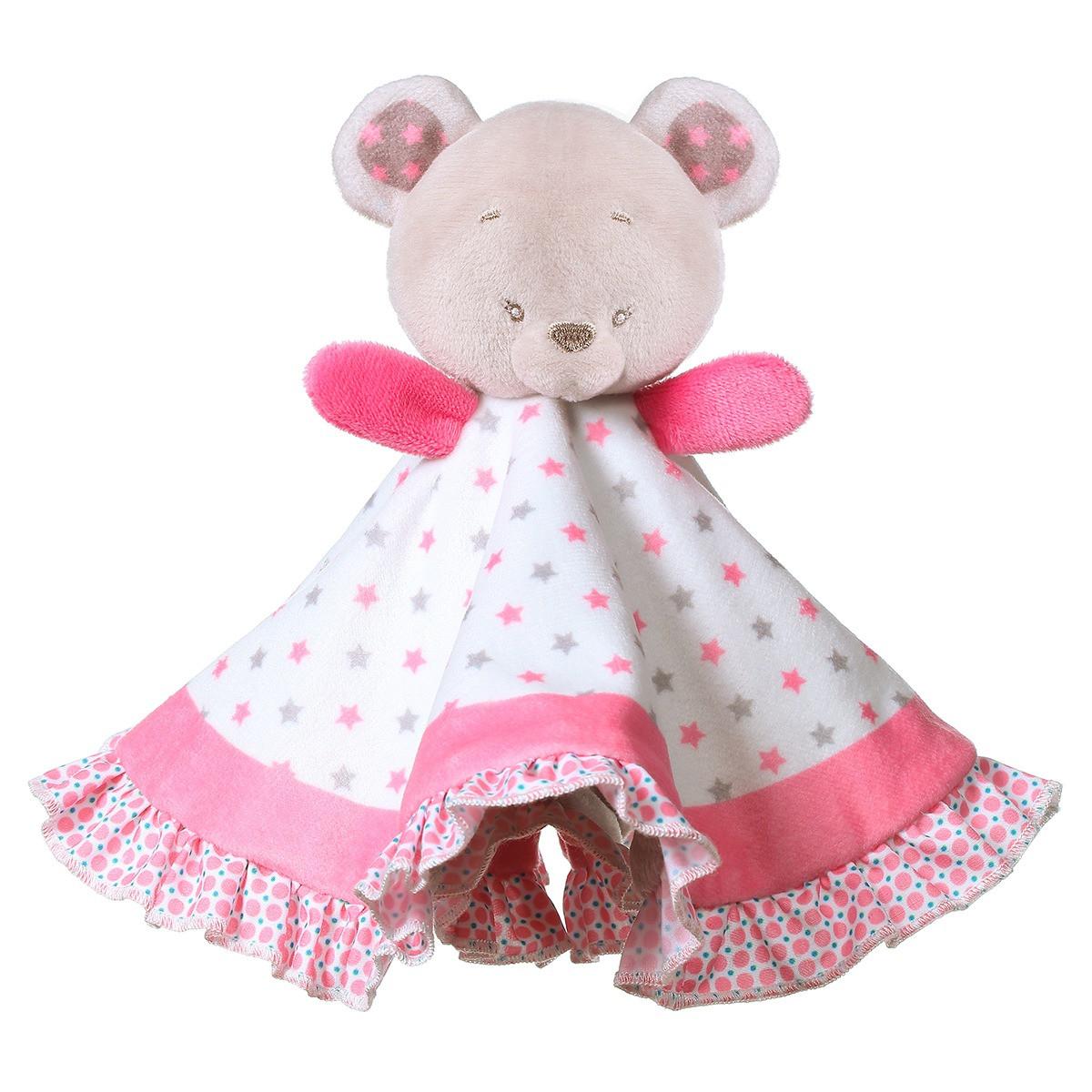 """Игрушка-обнимашка-одеяльце  """"Медвежонок Сьюзи"""" Baby Ono (1235)"""