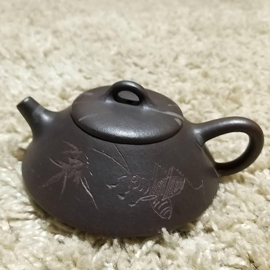Железный чайник (140 мл)