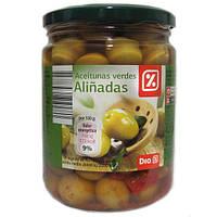 Оливки Alinadas Испания 445мл