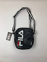 Барсетка - Fila - (черная), фото 1