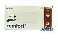 """Перчатки латексные Комфорт (Comfort, Mercator Medical), размер """"XL"""", опудренные, 50пар/упак."""