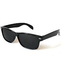 Очки тренажёры глянцевые для исправления зрения, унисекс, Mystery