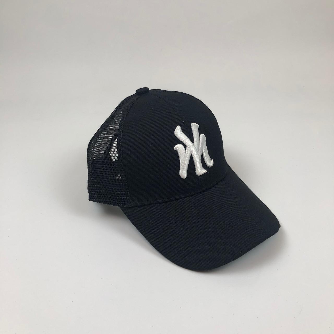 Тракер бейсболка New York Yankees - черный