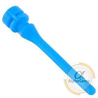 Антивибрационные силиконовые винты-амортизаторы для кулера 1шт синий