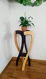 """Подставка для цветов из натурального дерева """"Адель"""" от производителя"""