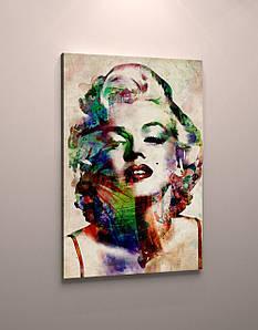 Картина яркая Мерилин Монро  холст