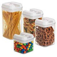 Набор банок для сыпучих продуктов Frico FRU-829