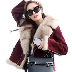 Женские курточки, пуховики, пальто