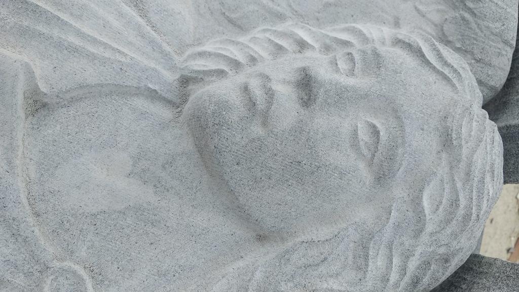 Памятник элитный Ангел скорбящий №741  6