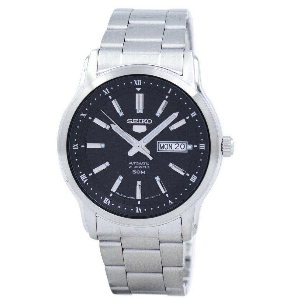 Чоловічі наручні годинники Seiko SNKP11J1