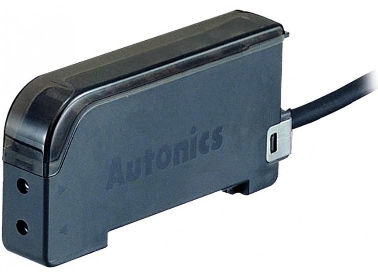 Приймач-підсилювач оптоволоконного датчика 24 VDC, PNP, 100 мА