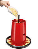 HEN FEEDER  Годівниця для курчат курей, пластик Ø 35,6 x h 40 cm - 5 L, фото 2